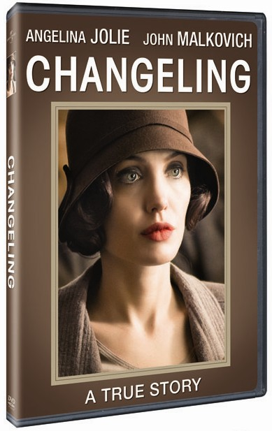 changeling DVD COVER