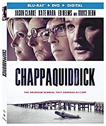 Chappaquiddick (Blu-ray + DVD + Digital HD)
