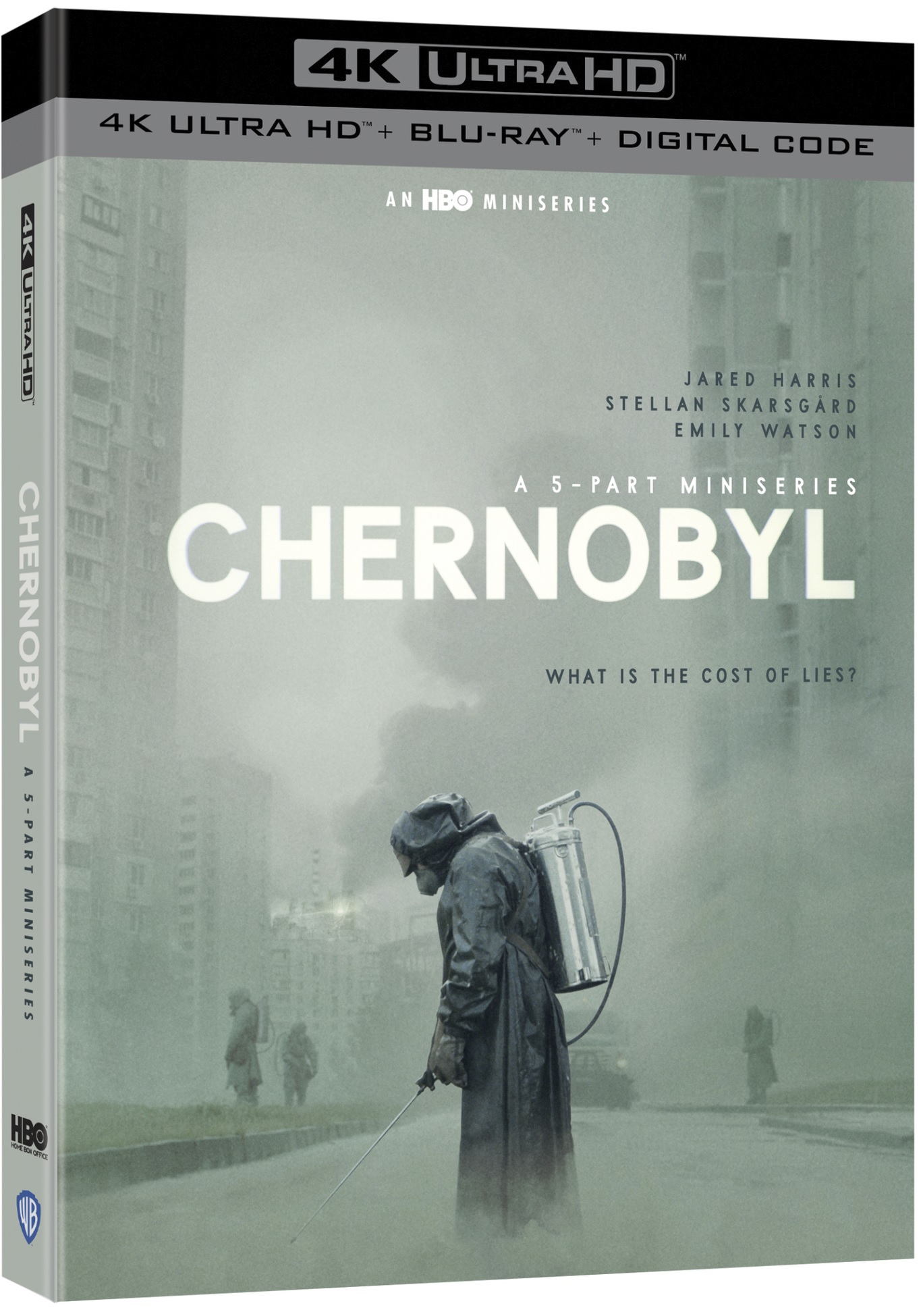 Chernobyl Blu-ray Review