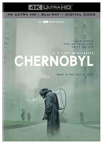 CHERNOBYL 4K(Blu-ray + DVD + Digital HD)