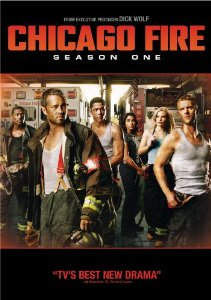Chicago Fire Season One DVD