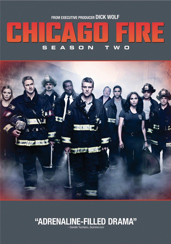 CHICAGO FIRE SEASON TWO DVD