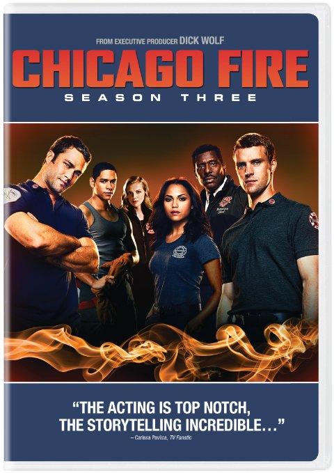 Chicago Fire Season 3 DVD Review