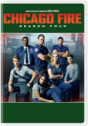 Chicago Fire Season 4 Blu-ray Cover