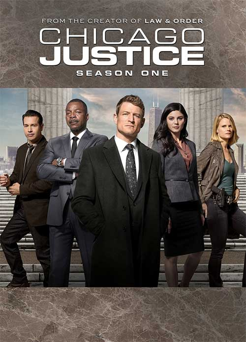 Chicago Justice Season One DVD Review