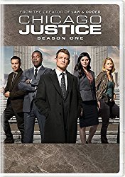 Chicago Justice Season One DVD