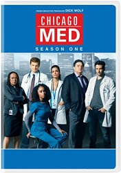Chicago Med Season 1 Blu-ray Cover