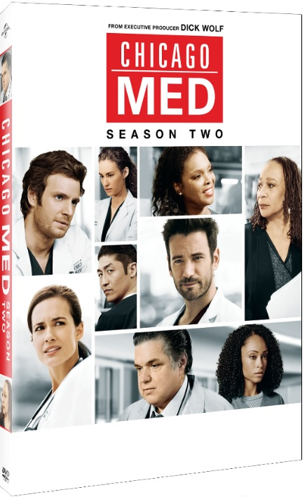 Chicago Med Season Two  DVD Review