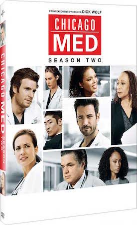 Chicago Med Season Two DVD