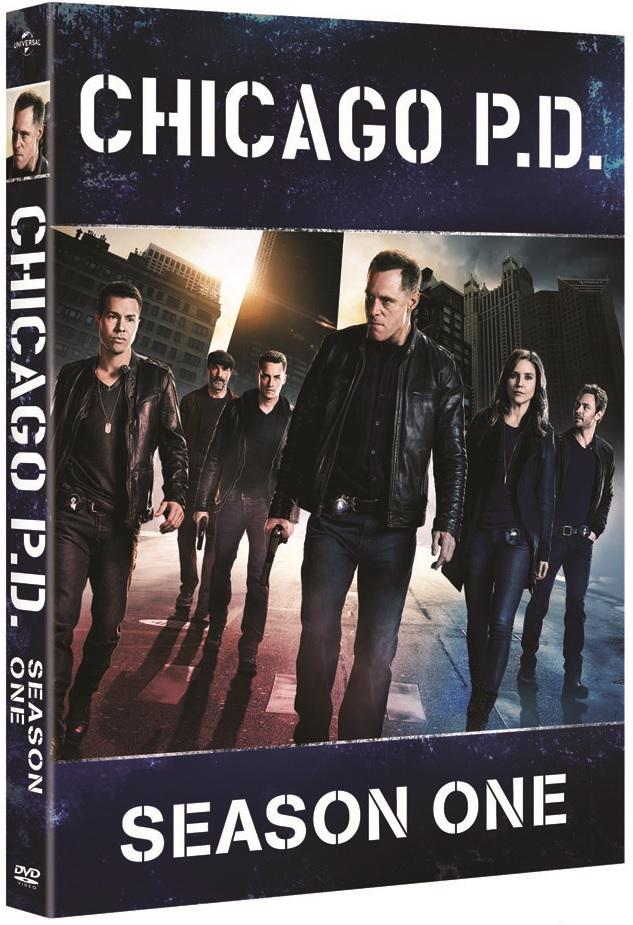 CHICAGO P.D. SEASON ONE DVD
