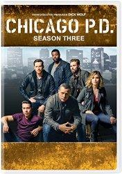 Chicago PD Season 3 (Blu-ray + DVD + Digital HD)