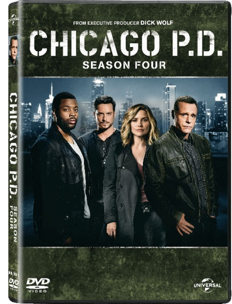 Chicago P.D. Season Four DVD