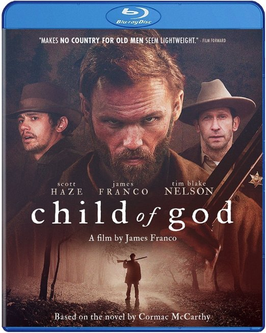 Child of God (Blu-ray + DVD + Digital HD)