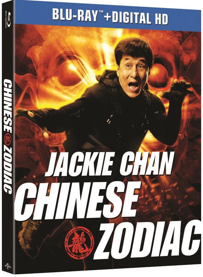 Chinese Zodiac Blu-ray Review