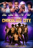 Chocolate City Blu-ray Cover