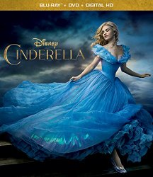 Ciderella Blu-ray Cover