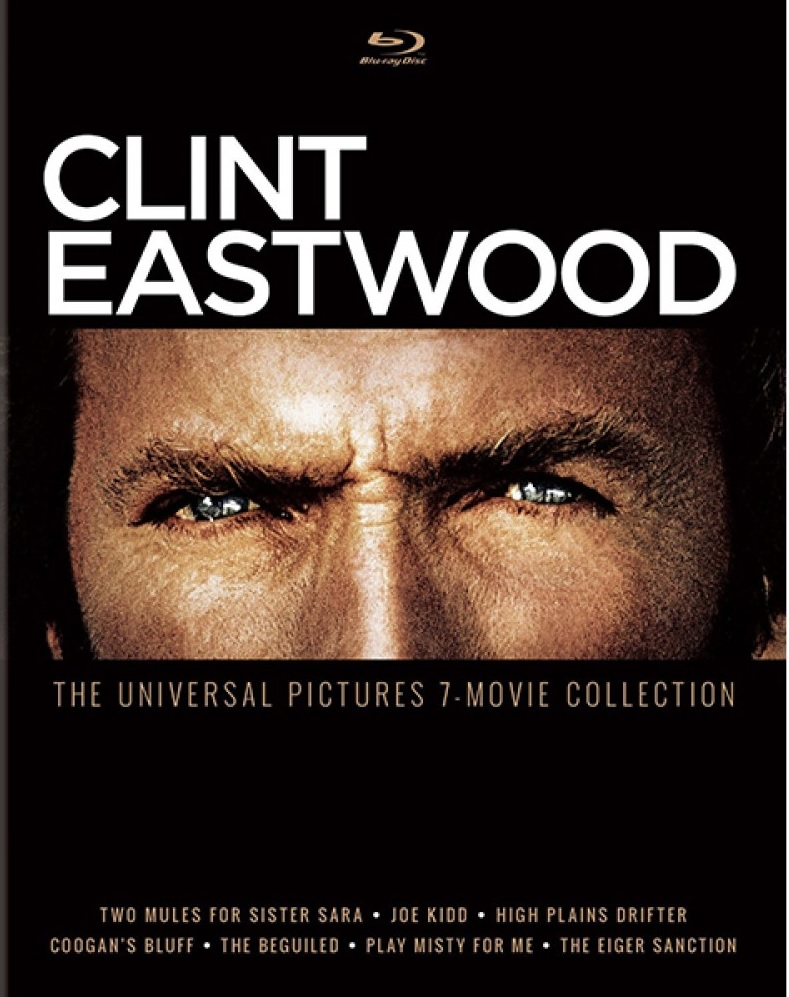 Clint Eastwood 7 Movie Collection Blu-ray Review