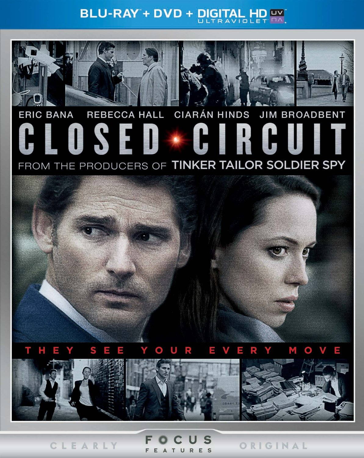 Closed Circuit Blu-ray Review
