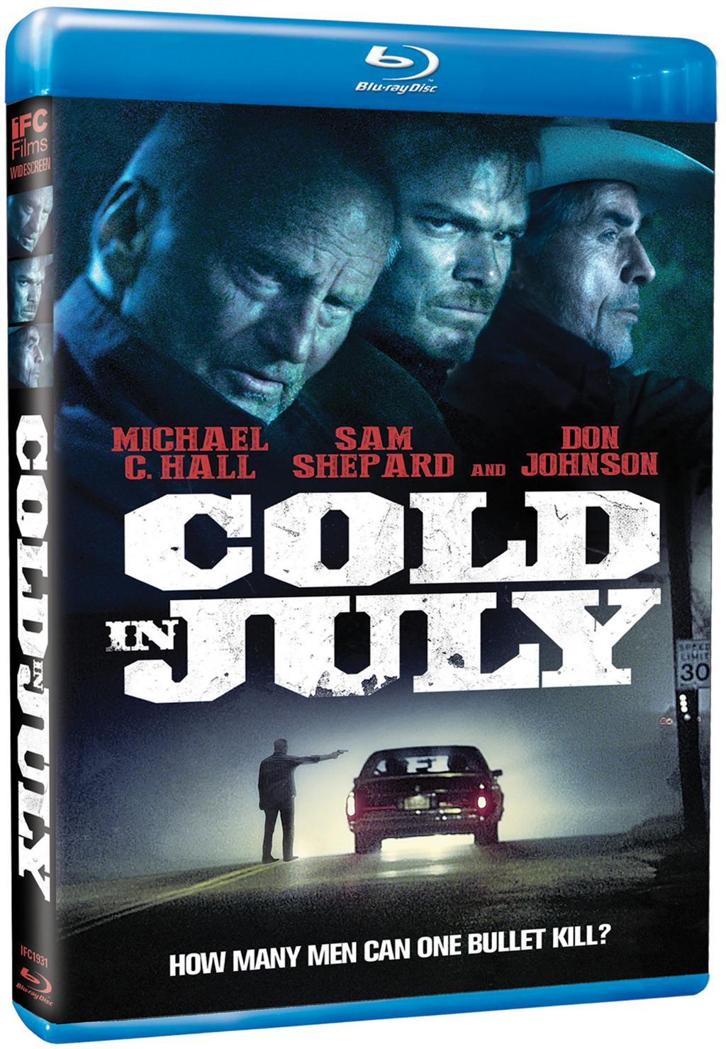Cold in July Blu-ray Review