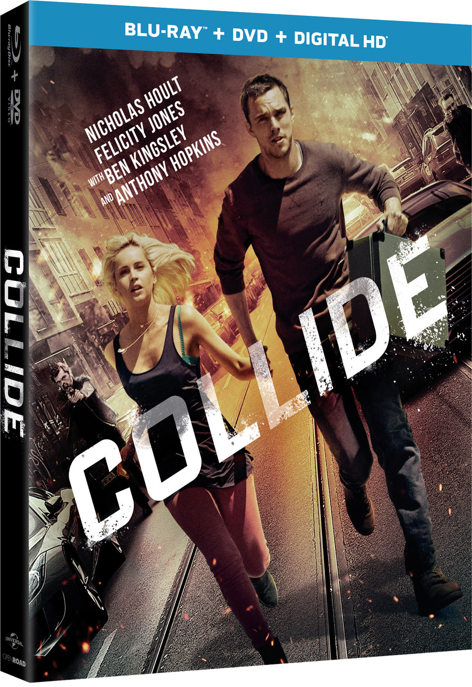 Collide Blu-ray Review