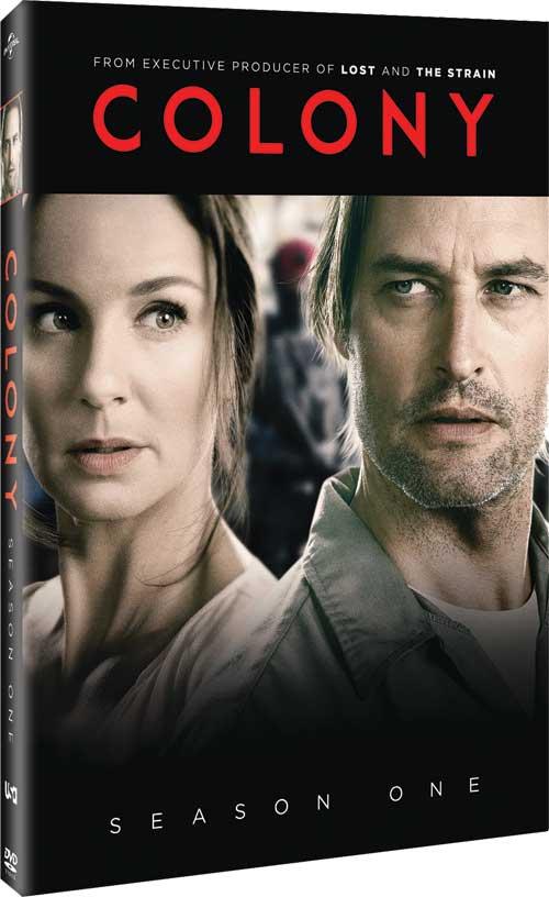 Colony Season One  Blu-ray Review