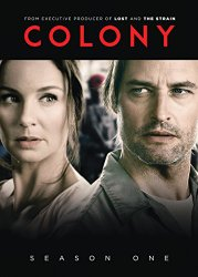 Colony Season 1 (Blu-ray + DVD + Digital HD)