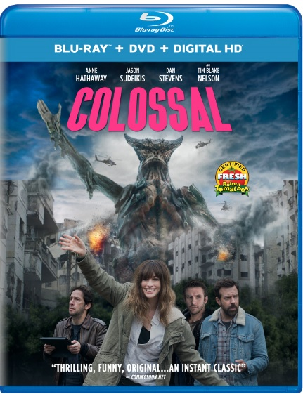 Colossal Blu-ray Review