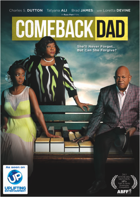 Comeback Dad DVD Review