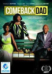 Comeback Dad DVD