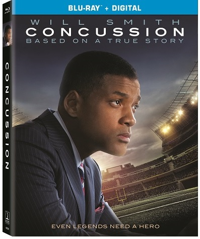 Concussion Blu-ray Review