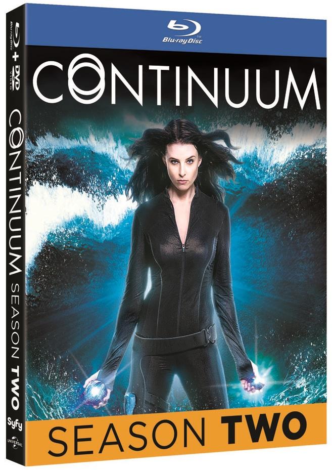 Continuum Season Two Blu-ray Review