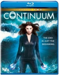 Continuum Blu-ray Release
