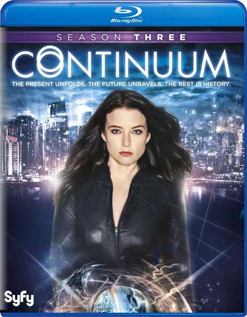 Continuum Season 3 Blu-ray Review