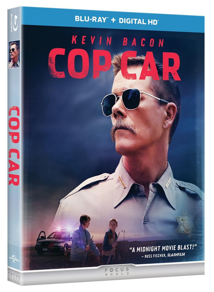 Cop Car Blu-ray Review