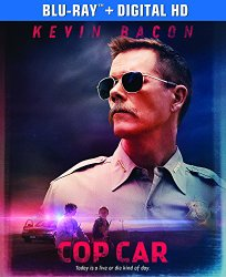 Cop Car Blu-ray Cover