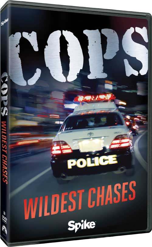 Cops Wildest Chases DVD Review