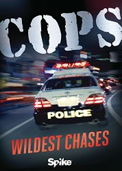 Cops Wildest Chases (Blu-ray + DVD + Digital HD)