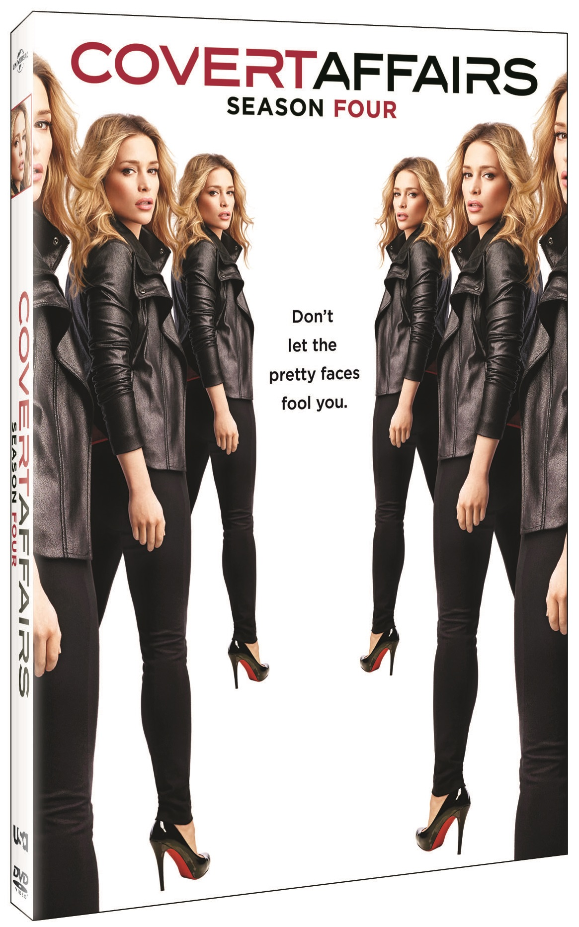 Covert Affairs Seaon 4 DVD Review