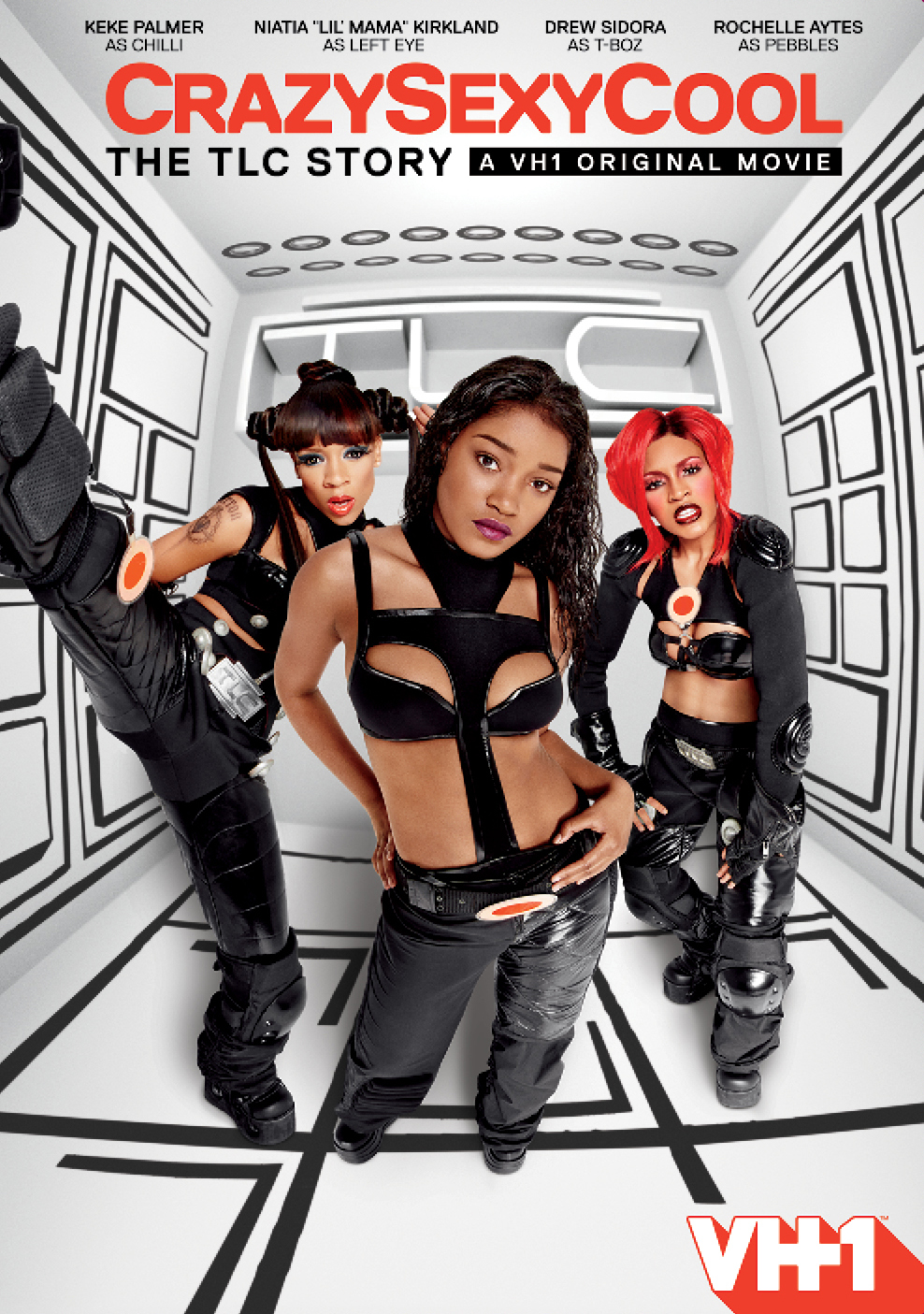 CrazySexyCool The TLC Story DVD