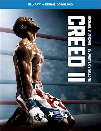Creed II Blu-ray