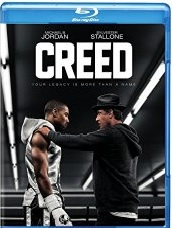 Creed Blu-ray Cover