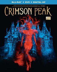 Crimson Peak(Blu-ray + DVD + Digital HD)