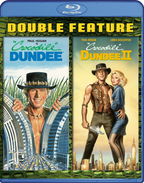 Crocodile Dundee Double Feature Blu-ray Review
