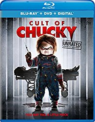 Cult of Chucky (Blu-ray + DVD + Digital HD)