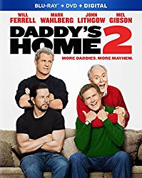 Daddy's Home 2 (Blu-ray + DVD + Digital HD)