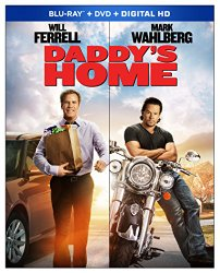 Daddy's Home Blu-ray Cover