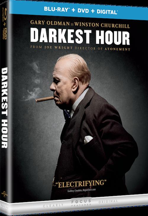 DARKEST HOUR Blu-ray