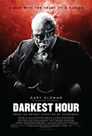 Darkest Hour Blu-ray Cover
