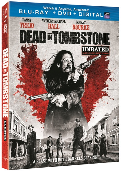 Dead in Tombstone Blu-ray Review