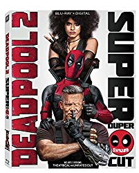 Deadpool 2Uprising(Blu-ray + DVD + Digital HD)
